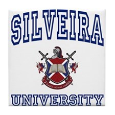 SILVEIRA University Tile Coaster