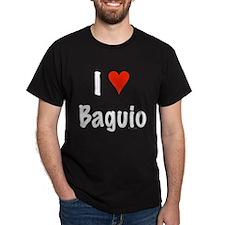 I love Baguio T-Shirt