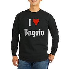 I love Baguio T