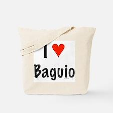 I love Baguio Tote Bag