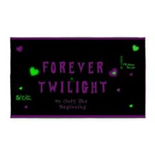 Forever Twilight 3'x5' Area Rug