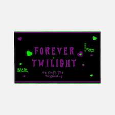 Forever Twilight 3'x5' Area Rug