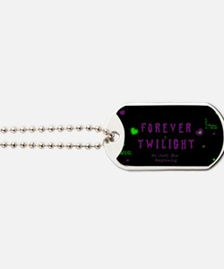 Forever Twilight Dog Tags