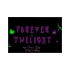 Forever Twilight Rectangle Magnet