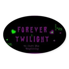 Forever Twilight Decal