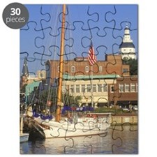 'State Capitol of Maryland, Annapolis' Puzzle