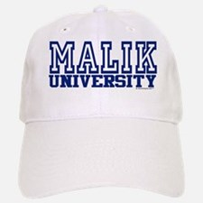 MALIK University Baseball Baseball Cap