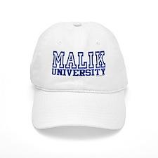 MALIK University Baseball Cap