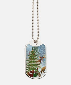 citf_car_flag_713_H_F Dog Tags