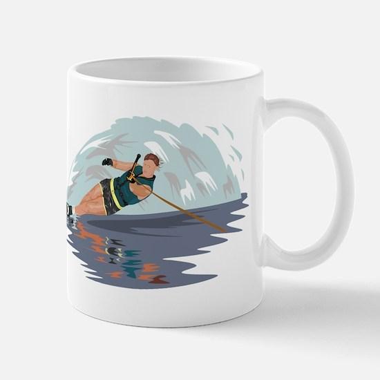 Water Skiing Mugs