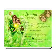 Goddess Gemini Mousepad