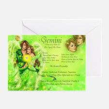 Goddess Gemini Greeting Cards (6)
