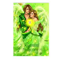 Goddess Gemini Postcards (8)