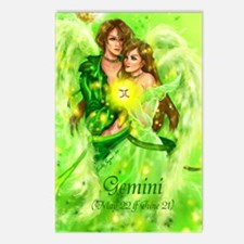 Goddess Gemini Postcards (8)