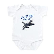 future pilot (F-16) Onesie