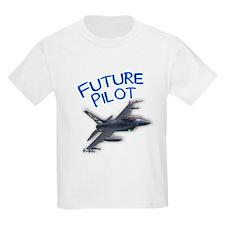 future pilot (F-16) T-Shirt