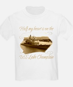 USS Lake Champlain3 T-Shirt