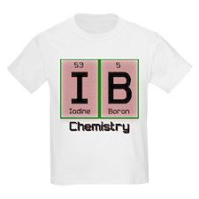 IB chemistry T-Shirt