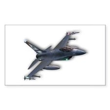 F-16 C Rectangle Decal