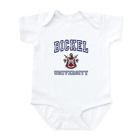 BICKEL University Infant Bodysuit