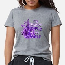 Im Rockin Purple for Myself.png T-Shirt
