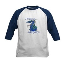 I Believe in DRAGONS! Tee