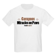Cavapoo dog T-Shirt