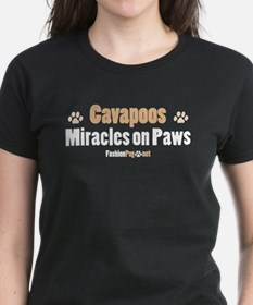 Cavapoo dog Tee