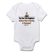 Cavapoo dog Infant Bodysuit