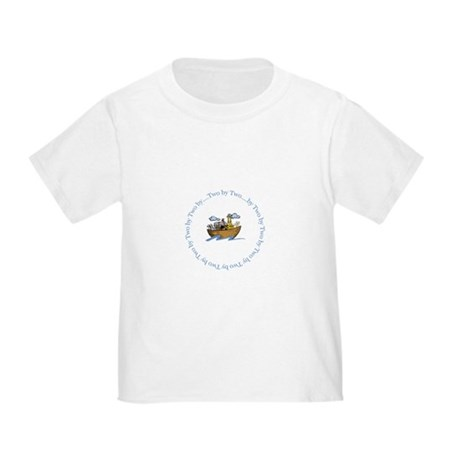 Two by Two Toddler T-Shirt