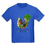 Irish Luck Kids Dark T-Shirt