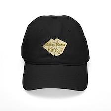 Matza Matta Mit You! Baseball Hat