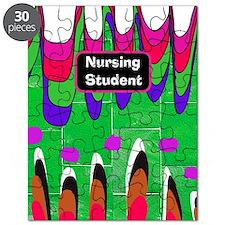 Nursing student funky Puzzle