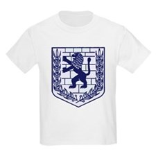 Lion of Judah White T-Shirt