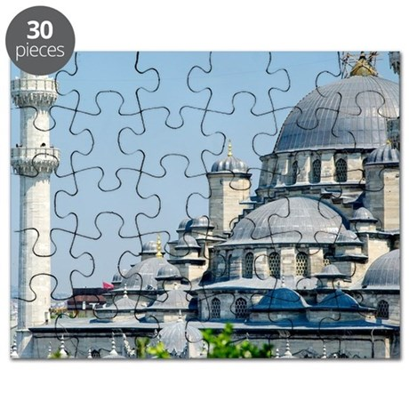 New Mosque Puzzle