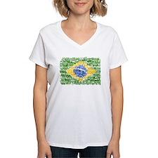 Textual Brasil Shirt