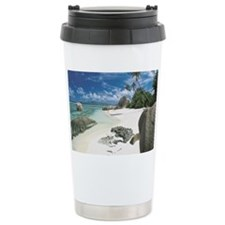 Anse Source D'Argent, L Travel Mug