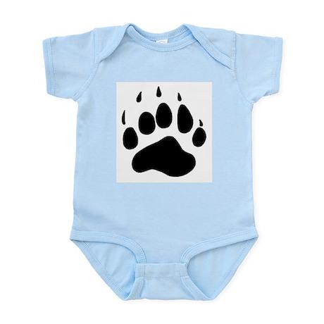 Infant Creeper - Bear