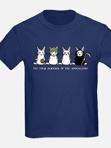 Apocalypse Kids Color T-Shirt