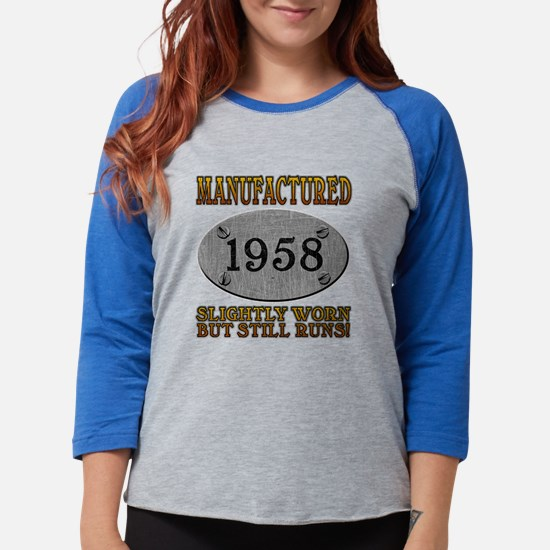 Manufactured 1958 Long Sleeve T-Shirt