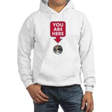 You Are Here - Hoodie