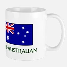 Proud to be Irish Australian Mug