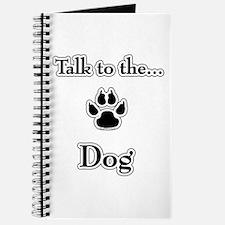 Dog Talk Journal