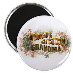World's Greatest Grandma Magnet