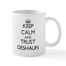 Keep Calm and TRUST Deshaun Mugs