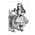 Drink Me Postcards (Package of 8)