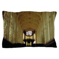 Decorative church interior Pillow Case