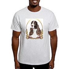 Springer Spaniel Gold T-Shirt