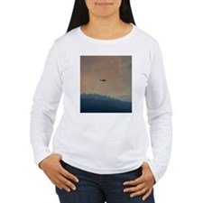 Smoke from Forest Fire T-Shirt