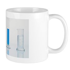 Laboratory equipment Mug